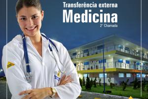 FAMENE divulga Edital de Convocação da 2ª Chamada do Processo de Transferência Externa 2015.1