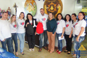 Secretaria de Saúde de Bayeux realiza ação voltada ao combate contra o tabagismo em parceria com o Centro Médico Nova Esperança