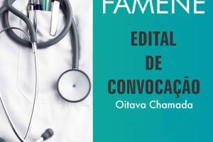 FAMENE/COREME divulga Edital de Convocação da 8ª Chamada da Residência Médica 2015