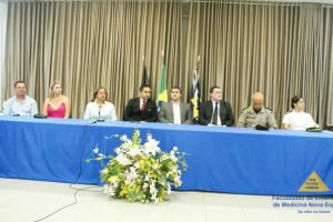 Faculdades Nova Esperança recebem homenagem na Formatura da ANDRAE