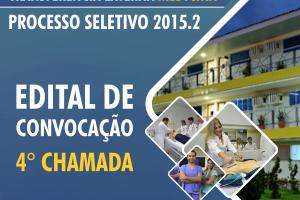 FAMENE divulga Edital de Convocação da 4ª chamada do Processo Seletivo de Transferência Externa de Medicina 2015.2
