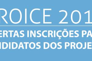 INSCRIÇÕES ABERTAS PARA CANDIDATOS (GRADUANDOS E EGRESSOS) DOS PROJETOS PROICE 2016.