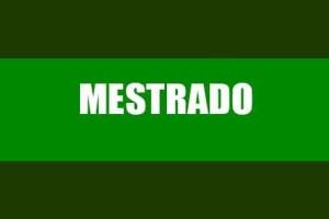 DEFERIMENTO DAS INSCRIÇÕES DO MESTRADO – 2018