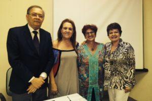 Ouvidora da Facene/Famene participa no Hospital de Emergência e Trauma Sen. Humberto Lucena da 56ª Reunião do Fórum Paraibano de Ouvidorias – FOPO