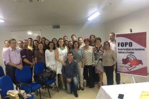 Ouvidora da Facene/Famene participa na CAGEPA da 57ª Reunião do Fórum Paraibano de Ouvidorias – FOPO