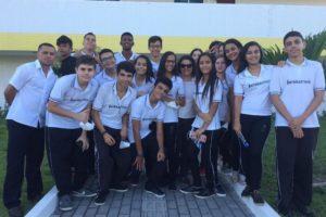 Alunos do Colégio Interactivo participam do projeto Anatomia viva
