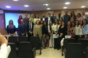 Ouvidora da Facene/Famene representa as IES na  61ª Reunião do Fórum Paraibano de Ouvidorias – FOPO realizada na UFCG