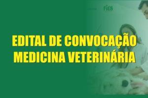EDITAL DE CONVOCAÇÃO DO PROCESSO SELETIVO DE MEDICINA VETERINÁRIA – FACENE 2017.2