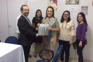 A Ouvidora da Facene/Famene participou  da IX Reunião do FOUP – Fórum de Ouvidores Universitários da Paraíba