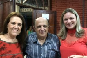 """Faculdades Nova Esperança participam na UFPB do lançamento do livro """"Teoria Política e  Realidade Brasileira"""" do Prof. Dr. Rubens Pinto Lyra"""