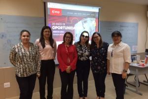 A Ouvidora da FACENE/FAMENE coordenou a XIV  Reunião do FOUP – Fórum de Ouvidores Universitários da Paraíba realizada no IESP