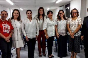 A Ouvidora da FACENE/FAMENE coordenou a XVI  Reunião do FOUP – Fórum de Ouvidores Universitários da Paraíba realizada na FPB – Faculdade Internacional da Paraíba