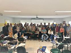 A   Ouvidora da FACENE/FAMENE promoveu o X Encontro de Ouvidores  e o FOPO – Fórum Paraibano de Ouvidorias Públicas e Privadas  a 74ª Reunião da entidade.