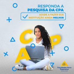 Formulários da CPA já estão disponíveis para preenchimento