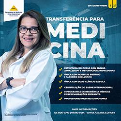 EDITAL REFERENTE À PRIMEIRA CHAMADA DO PROCESSO SELETIVO TRANSFERÊNCIA EXTERNA MEDICINA – FAMENE 2019.2