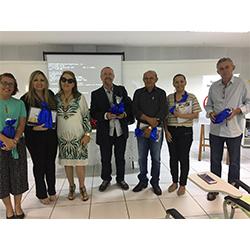 A Ouvidora da FACENE/FAMENE promoveu o V Encontro de Ouvidores Universitários da Paraíba no campus das Faculdades Nova Esperança