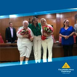 Faculdades Nova Esperança recebem homenagem na Câmara Municipal de João Pessoa