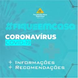COVID-19 / DICAS E INFORMAÇÕES IMPORTANTES