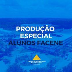 P6 de Enfermagem da Facene produz vídeos especiais para o IESC SOBRE HUMANIZAÇÃO EM SAÚDE