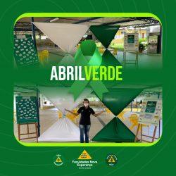 Faculdades Nova Esperança promovem ação especial voltada ao Abril Verde