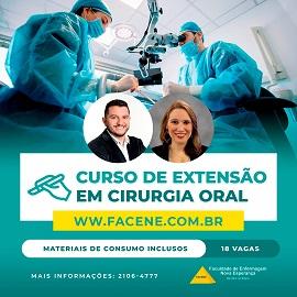 CURSO DE EXTENSÃO EM CIRURGIA ORAL