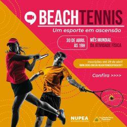 MEET ESPECIAL: BEACH TENNIS (Um esporte em ascensão)