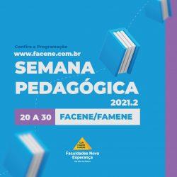 FACULDADES NOVA ESPERANÇA LANÇAM A 37ª SEMANA PEDAGÓGICA